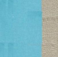 3519 turkus Blue+beż
