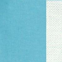 3503 turkus Blue+biały