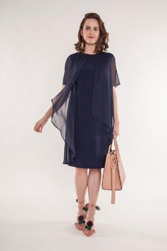 6687106a7a Sukienka duży rozmiar  Fasony sukienek dla kobiet puszystych